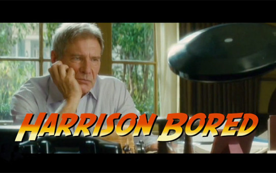 Harrison Bored